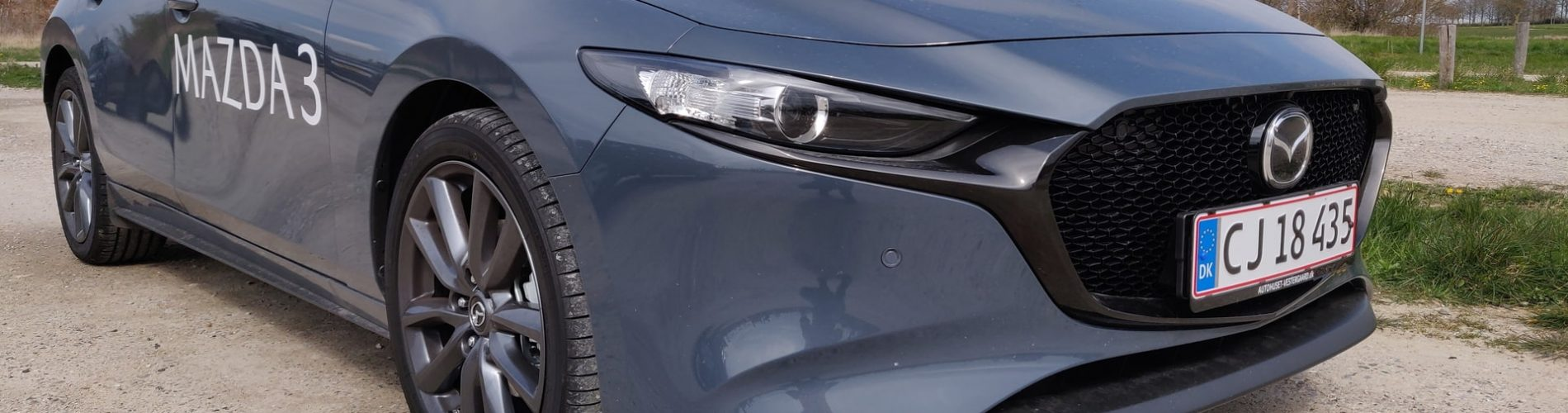Mazda 3 forende