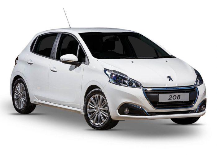 Peugeot 208 kampagne