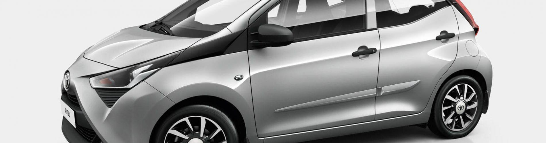 Toyota Aygo 2018/2019 forende