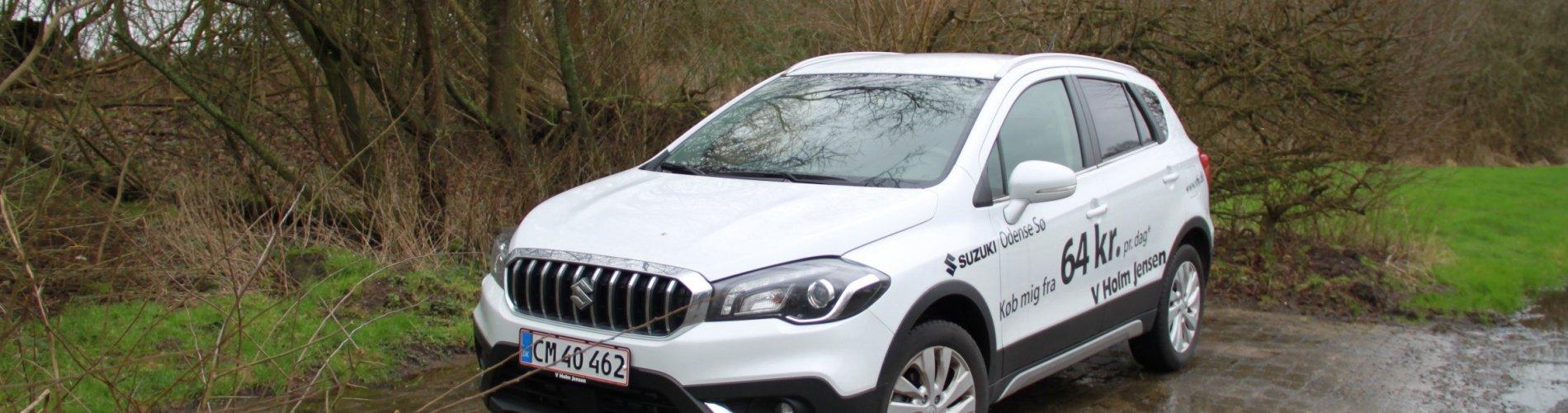 Suzuki S-Cross 2020 forende