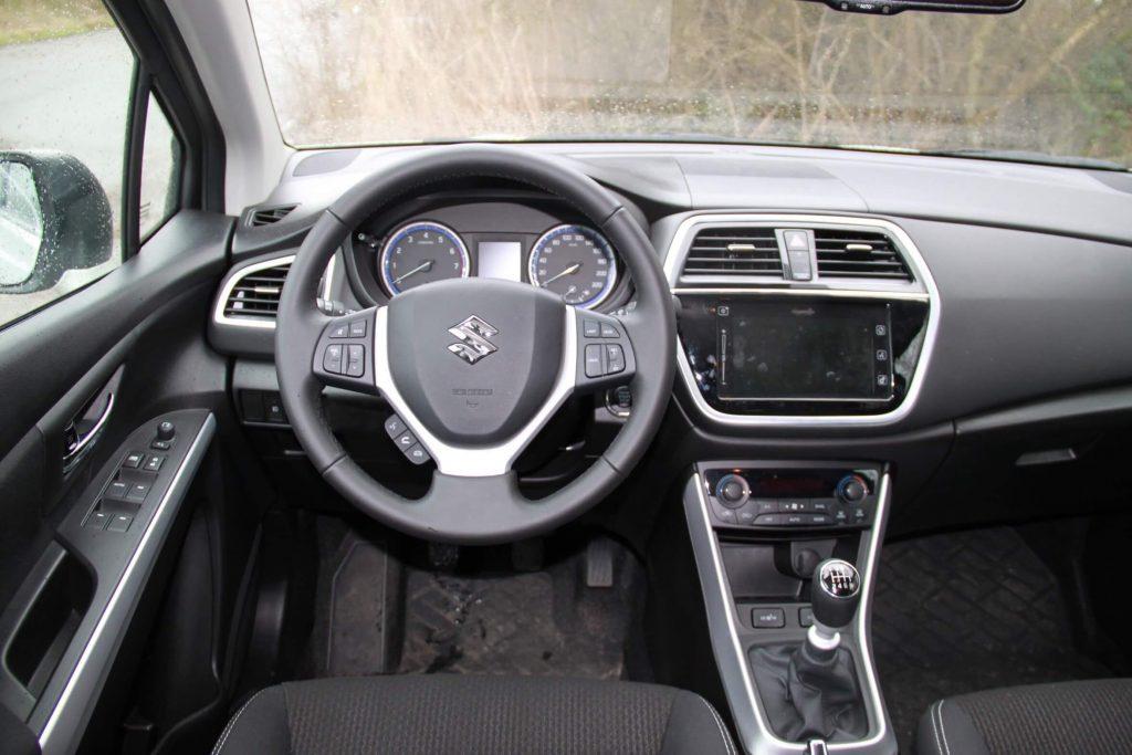 Suzuki S-Cross Kabine