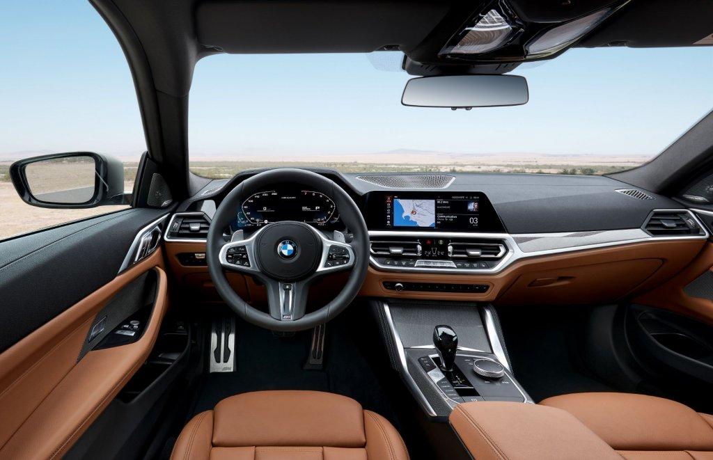 BMW 4-serie kabine