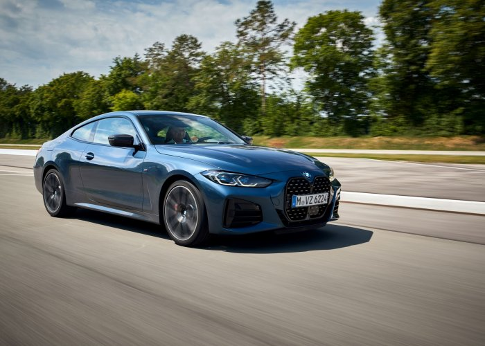 BMW 4-serie Coupe 2020