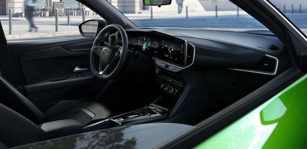 Opel Mokka kabine