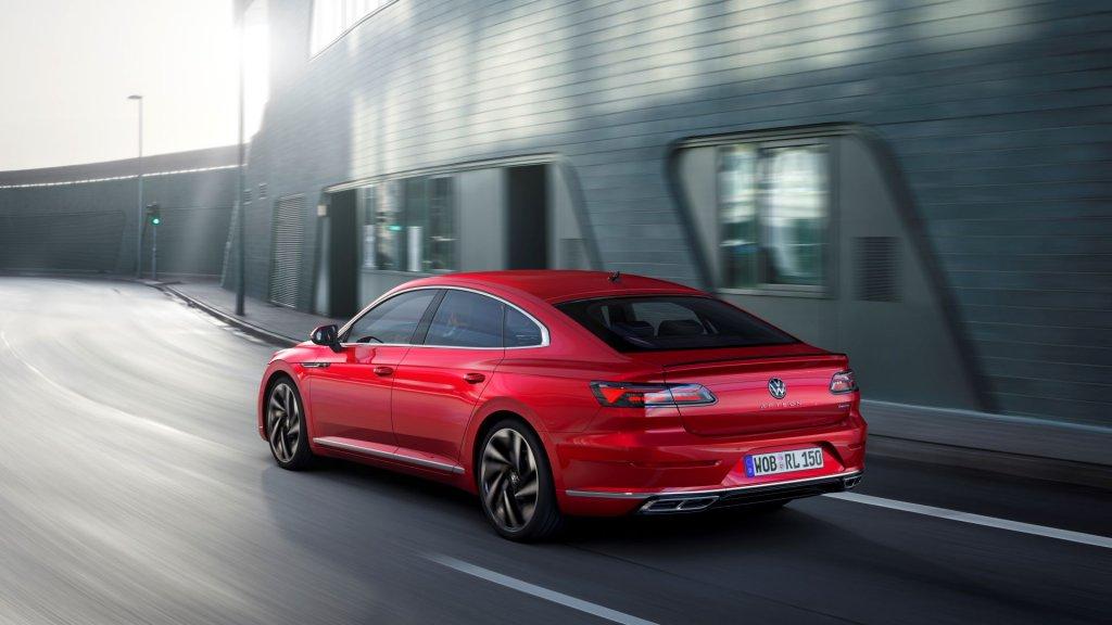 Volkswagen Arteon Fastback 2020