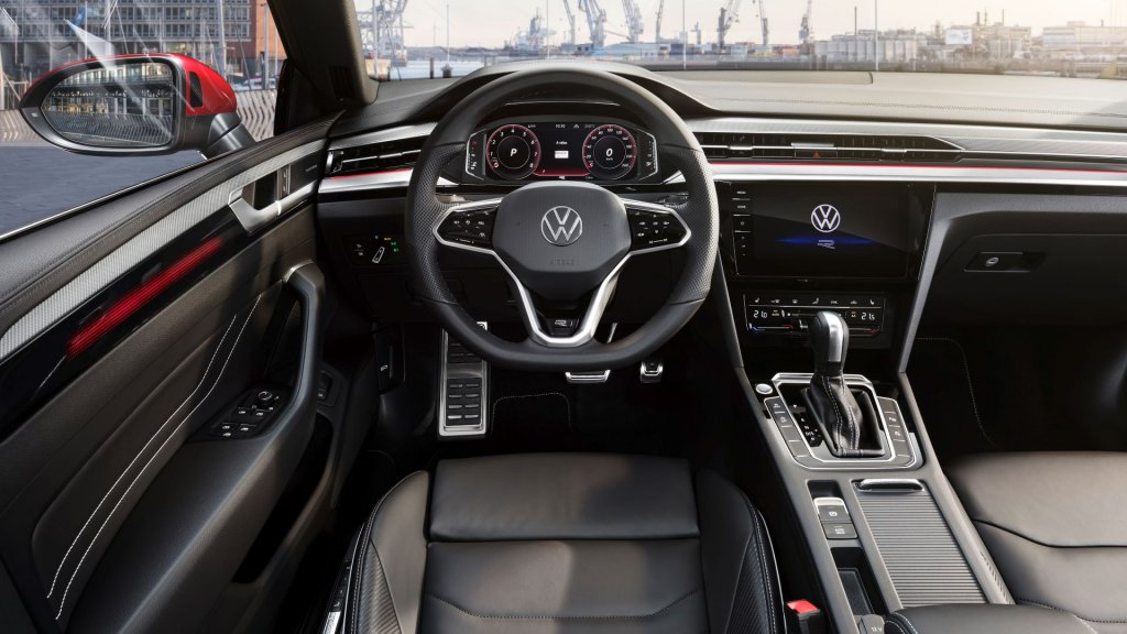 VW Arteon kabine