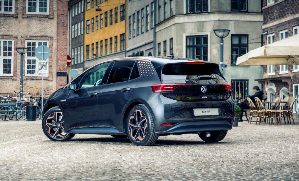 Ny VW ID3 2020