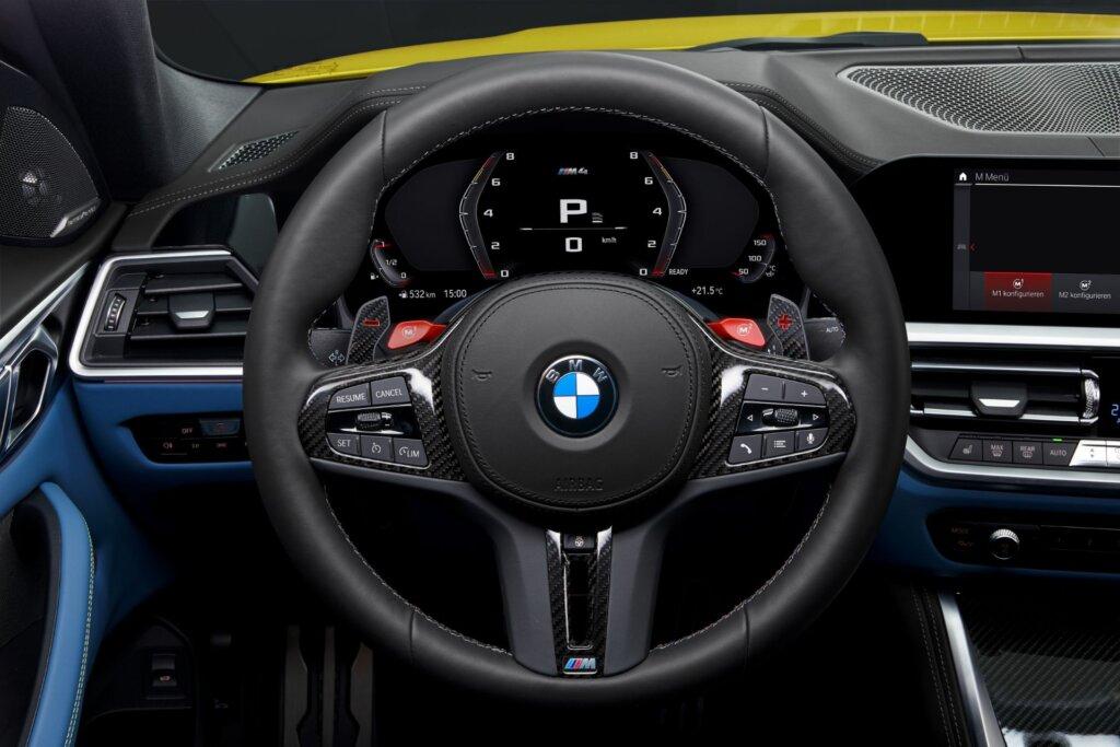 BMW M3 og M4 kabine