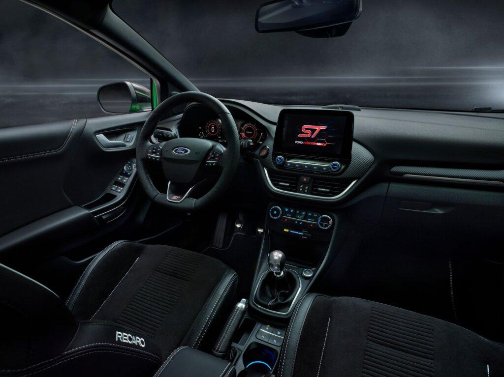 Ford Puma ST Kabine