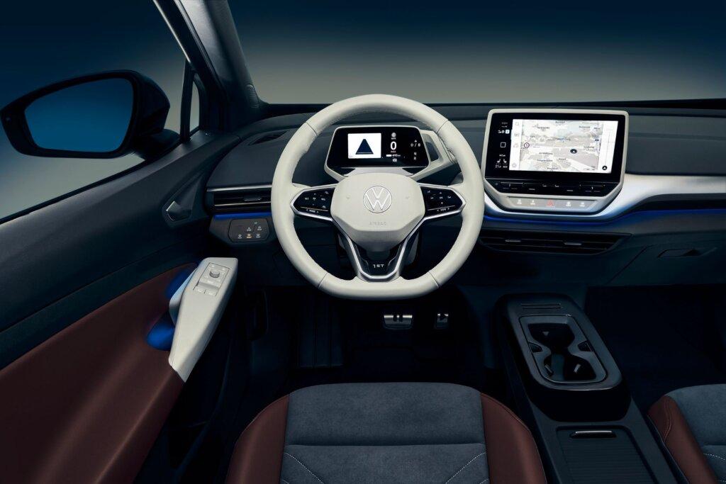 VW ID.4 kabine