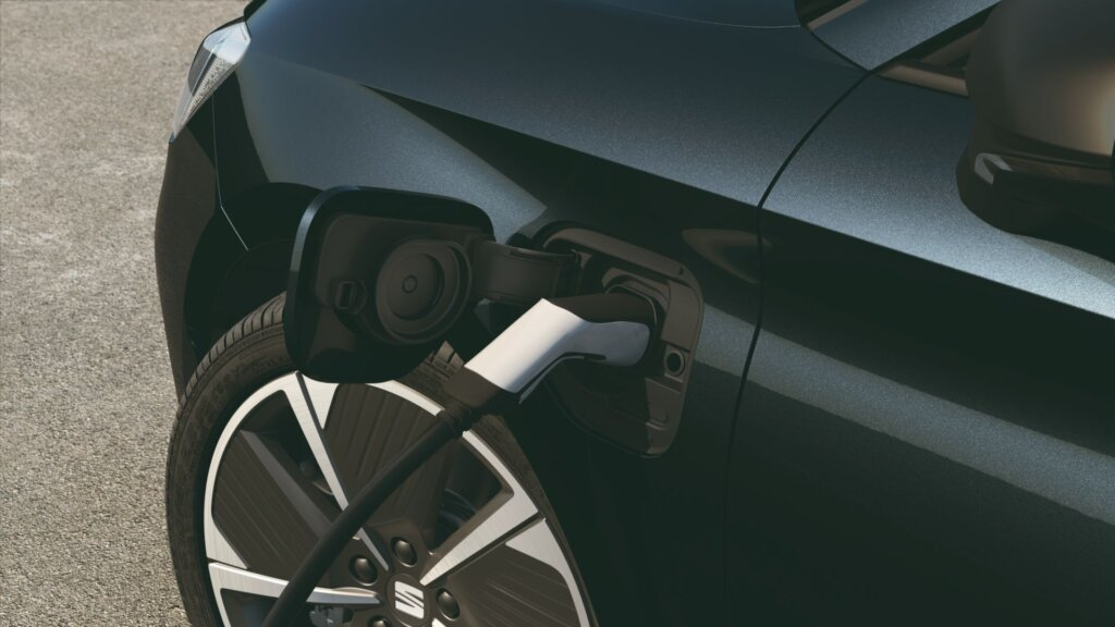 Seat Lean plug-in-hybrid opladning