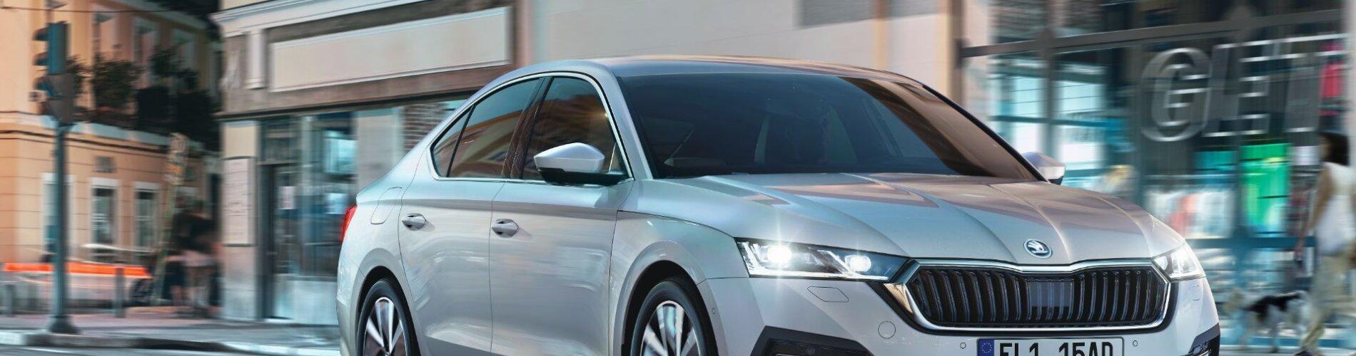 Skoda Octavia iV coupe/hatchback